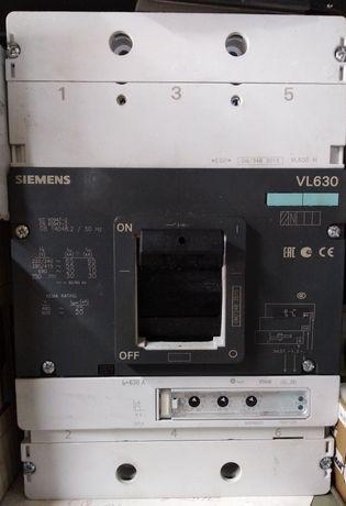 Автоматичні вимикачі Siemens 630A
