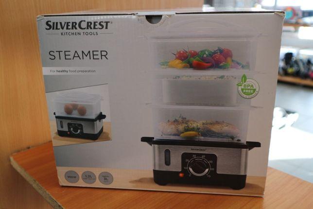 Urządzenie do gotowania na parze Silcercrest Steamer SDG950C3