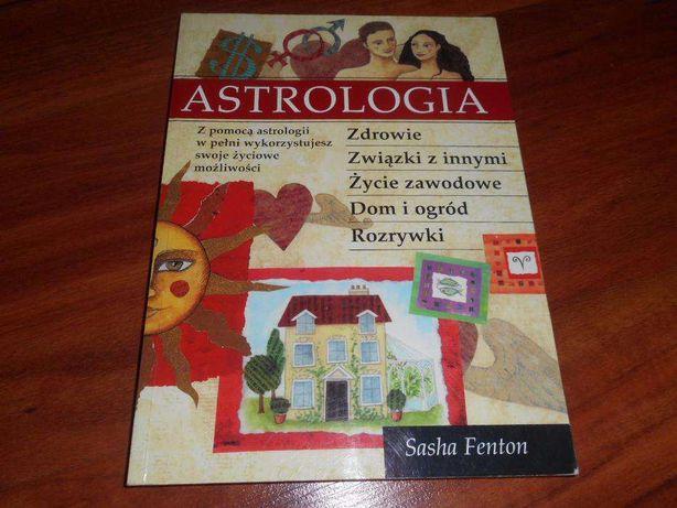 ASTROLOGIA Sasha Fenton związki z innymi dom życie