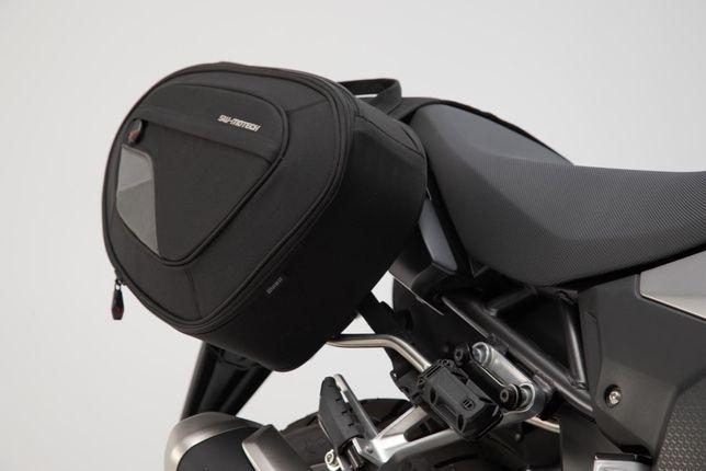 Текстильные кофры SW Motech BLAZE для Honda CB500X (13-20), не GIVI