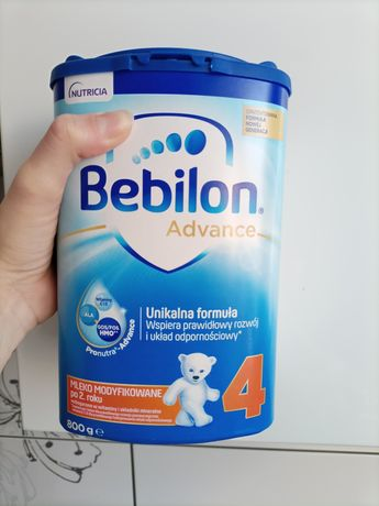Mleko Bebilon Advance  4