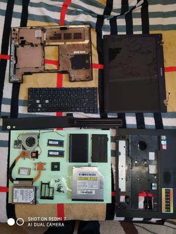 Разборка ноутбука Samsung r60