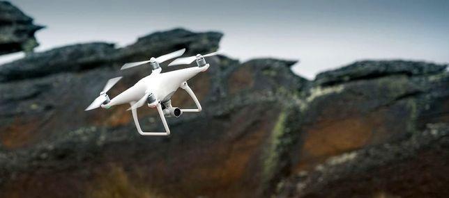 Професійна зйомка FOTO-VIDEO дронами DJI PHANTOM 4 камера 4K.