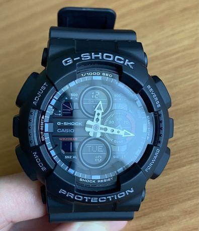Часы CASIO G-SHOCK GA-140-1A1ER ( Оригинальные )