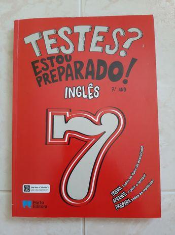 Livro de apoio a Inglês 7ano