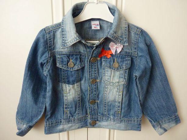 WÓJCIK MAYORAL kurtka jeansowa Katana 92 98