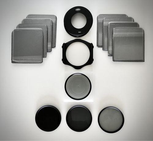 Filtros ND, Gradual ND, polarized 77mm, 3x ND 77mm