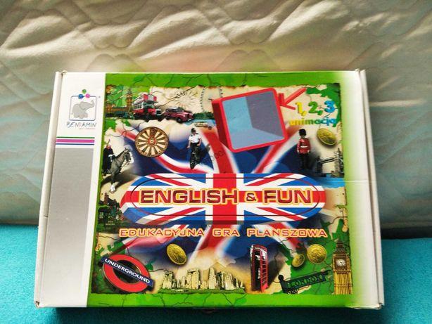 English&Fun Gra edukacyjna