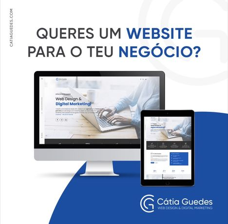 Web Design - Criação de Websites e Google Ads