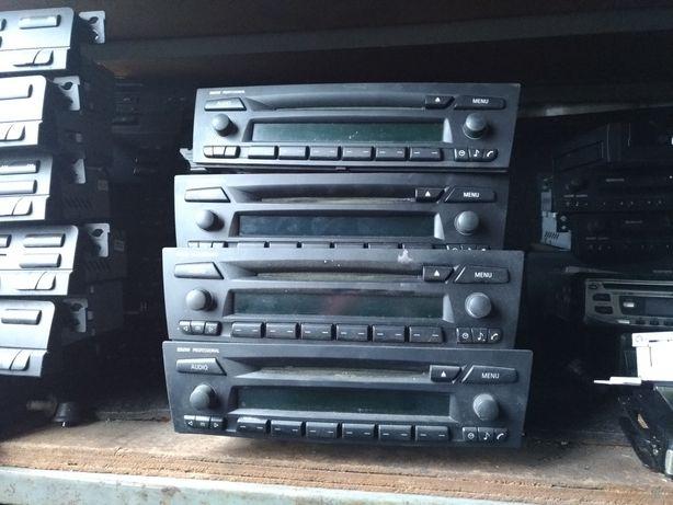Radio cd professional e90 e91 alpine