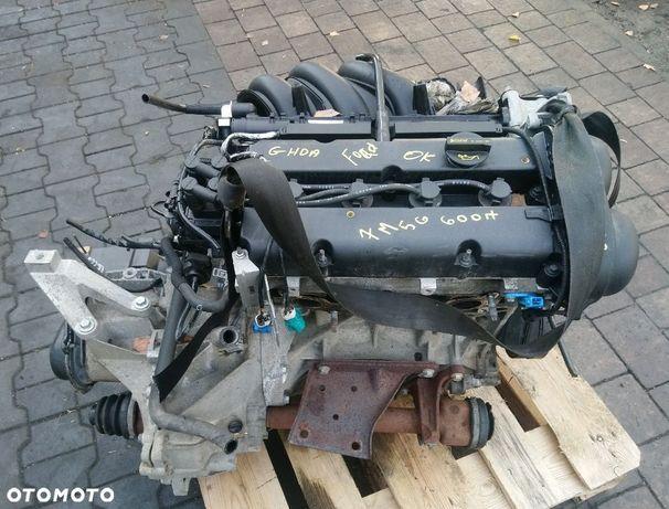 Silnik Ford Focus II Cmax 1.6 16V 09r SHDA 7M5G RADOM