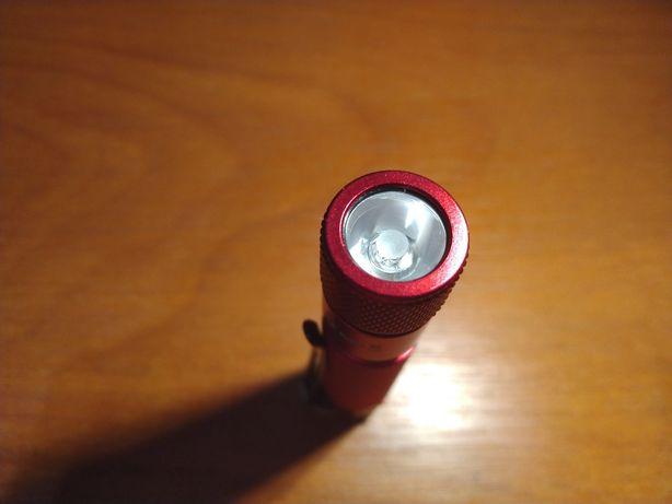 Фонарь Sofirn C01R / aaa / красный свет 660nm
