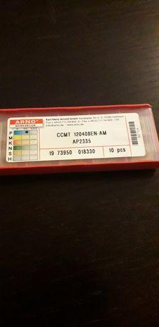 Sprzedam nowe opakowanie płytek CCMT 120408EN-AM firmy ARNO.
