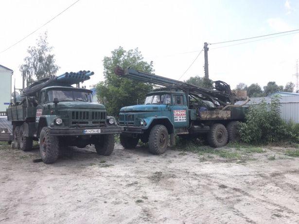 Буріння свердловин Житомирська область Бурение скважин в Житомир