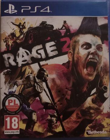 Rage 2 gra na PS4