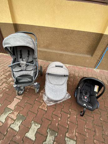 Bebetto Holland 3w1 wózek dziecięcy