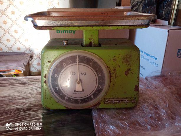 Balança de cozinha 10kgs antiga