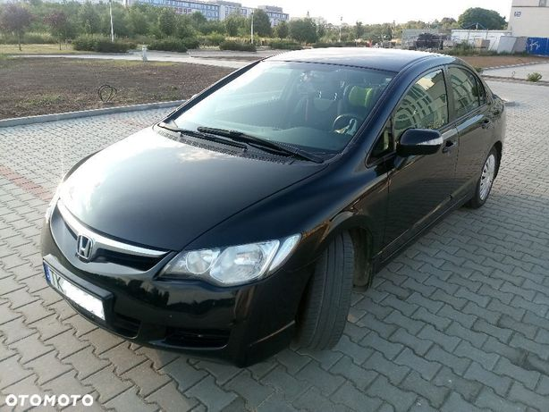 Honda Civic Honda Civic 1.8 Beznzyna