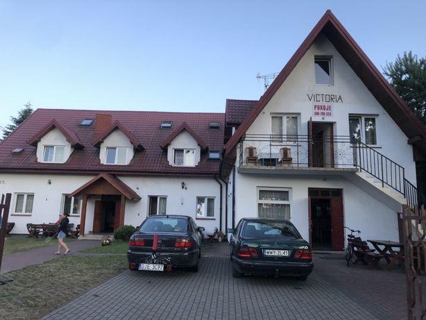 Wynajem pokoi Victoria Hotel Jantar. Obok Stegna Krynica Mikoszewo