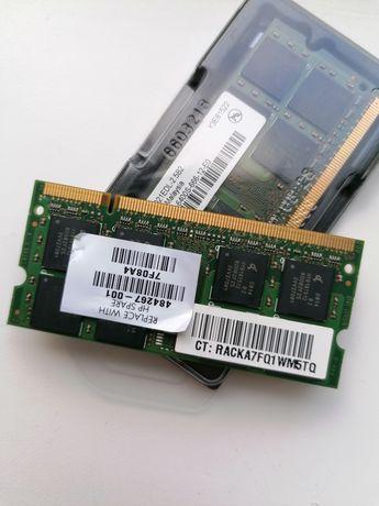DDR 2 800 двоканальний режим 667 МГц. Для ноутбука. В робочому стані