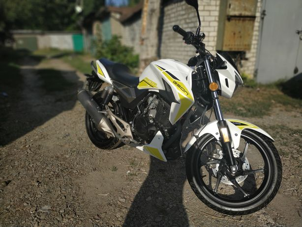Мотоцикл Geon Pantera PN200