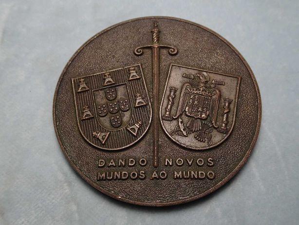 Medalha em Bronze do VII coloquio de Academias Militares