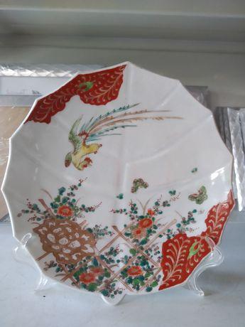 Pratos chineses antigo