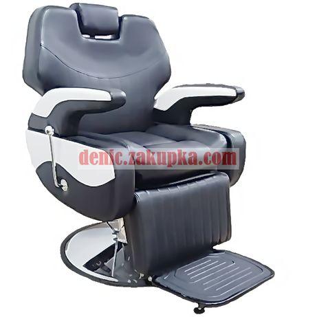 СУПЕР СКИДКА ! Кресло парикмахерское мужское MAXI для Барбершоп Barber