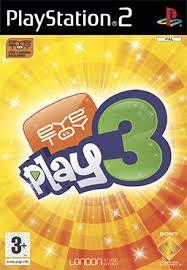 vendo jogo para playstation2 em bom estado EYE TOY PLAY3