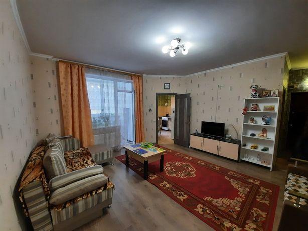 1-но комн. квартира. Бочарова. Ремонт. 43 м2. 3-й этаж. Молодой дом.