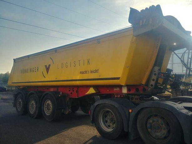 Naczepa wywrotka Schmitz  Cargobull ski24 4800 kg!!!