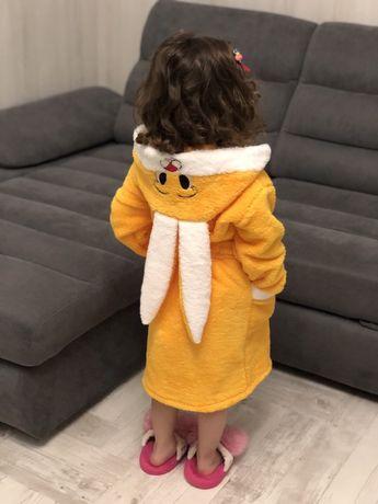 Опт, розница! Детские тёплые халаты! Дитячі теплі халати