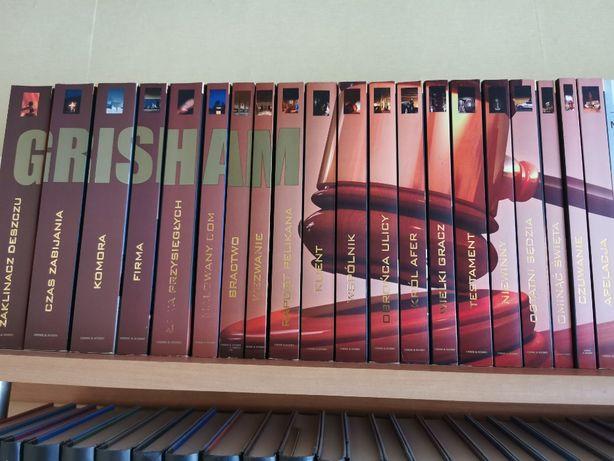 John Grisham - akcja/ sensacja kolekcja 20 książek