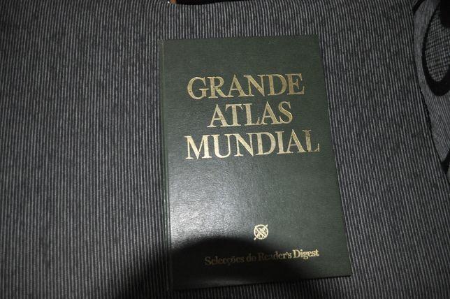 Livro Grande Atlas Mundial