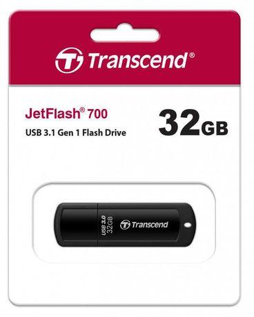 Флешка накопитель Transcend JetFlash 700 32GB (TS32GJF700)