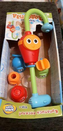 Игровой набор для купания детский Волшебный кран