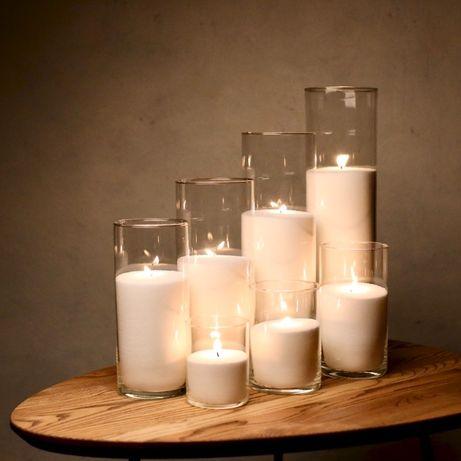 Насыпные свечи: набор 7 штук