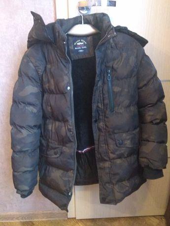 Куртка Комуфляж підросткова 12-15 років