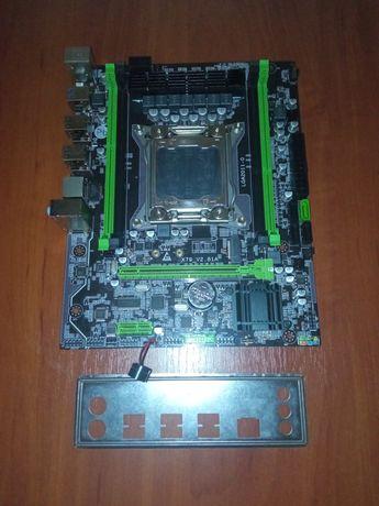 X79 2.81A s2011 Motherboard (не работает pci x16)