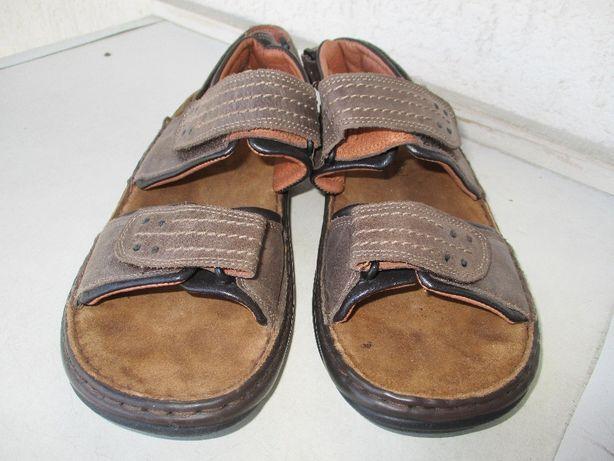 Новые кожаные сандали Josef Seibel