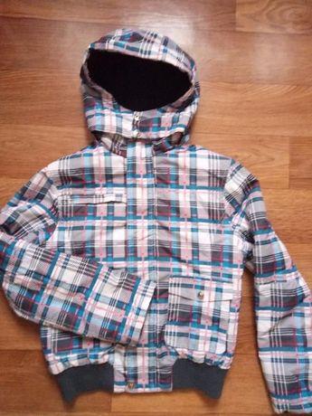 Курточка весенняя 158-164р,куртка спортивная демисезонная