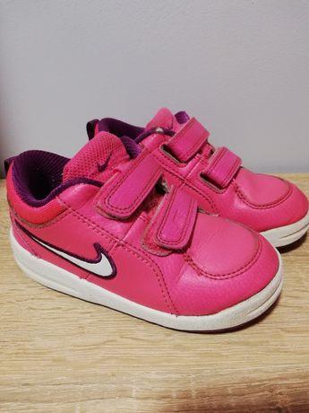 Adidasy Nike dla dziewczynki rozm. 25