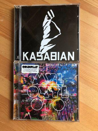 Coldplay, Kasabian, Klaxons - pakiet
