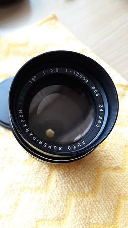 Obiektyw portretowy  Paragon 135mm