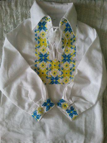 Вышивка одежды на заказ
