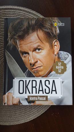 Książka kuchnia Lidla Pascal kontra Okrasa