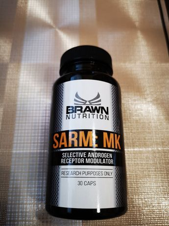 BRAWN Nutrition 30KAPS x 30mg MK-677 SARM