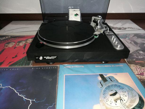 Gramofon ADAM GS 424 Unitra Fonica + płyty