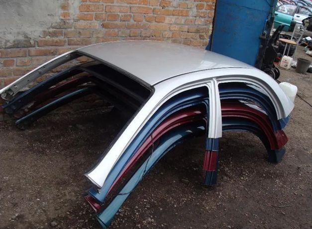 Разборка крыша ланос Daewoo Lanos задняя часть передняя часть кузова