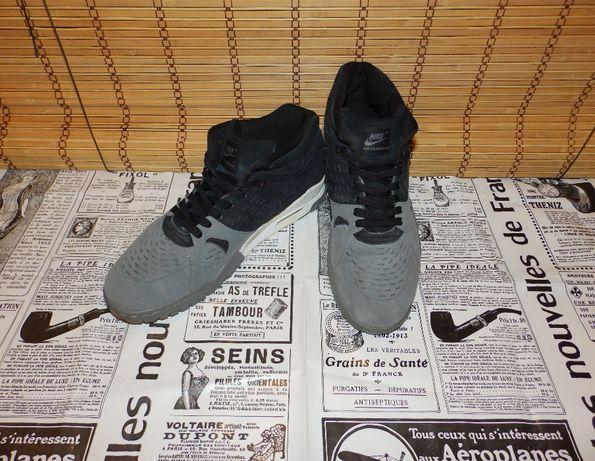 Кроссовки Nike Air Trainer 3 LE Black Grey